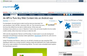 http://blog.programmableweb.com/2011/06/15/an-api-to-turn-any-web-content-into-an-android-app/