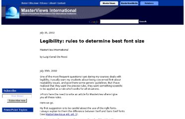 http://masterview.ikonosnewmedia.com/2002/07/15/legibility_rules_to_determine_best.htm