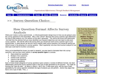 http://www.greatbrook.com/survey_question.htm