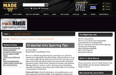 http://www.mademan.com/mm/10-martial-arts-sparring-tips.html
