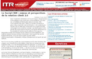 http://www.itrnews.com/articles/120414/social-crm-enjeux-perspectives-relation-client-2-0.html
