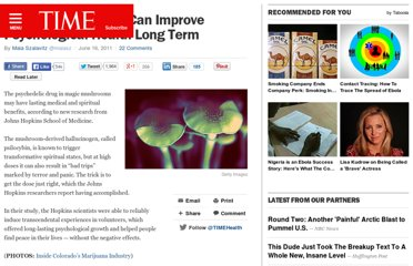 http://healthland.time.com/2011/06/16/magic-mushrooms-can-improve-psychological-health-long-term/