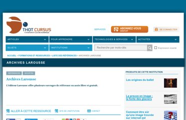 http://cursus.edu/institutions-formations-ressources/formation/17210/archives-larousse/