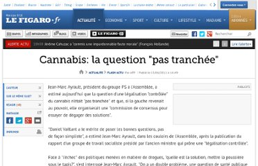 http://www.lefigaro.fr/flash-actu/2011/06/15/97001-20110615FILWWW00503-cannabis-la-question-pas-tranchee.php