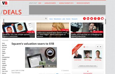 http://venturebeat.com/2011/06/07/square-1-billion-valuation/
