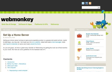 http://www.webmonkey.com/2010/02/set_up_a_home_server/