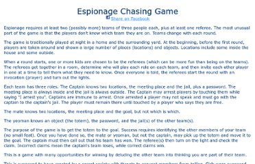http://www.gameskidsplay.net/games/chasing_games/Espionage.htm