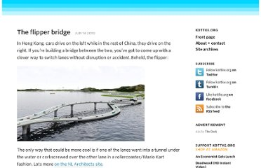 http://kottke.org/10/06/the-flipper-bridge