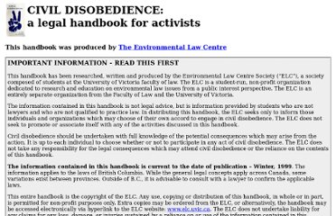 http://www.elc.uvic.ca/projects/1999-01/civil_disobedience.html