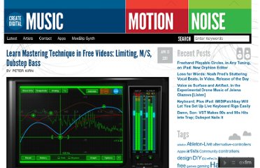 http://createdigitalmusic.com/2011/04/learn-mastering-technique-in-free-videos-limiting-ms-dubstep-bass/