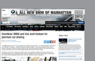 http://www.bmwblog.com/2011/03/21/bmw-and-sixt-establish-drivenow-joint-venture-for-premium-car-sharing/