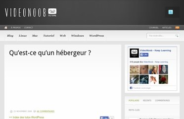 http://videonoob.fr/wordpress/hebergement