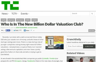http://techcrunch.com/2011/06/17/billion-dollar-valuatio-club/