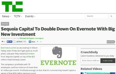 http://techcrunch.com/2011/06/17/sequoia-capital-evernote-venture-capital/