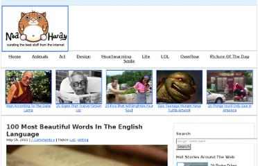 http://nedhardy.com/2011/05/15/100-most-beautiful-words-in-the-english-language/