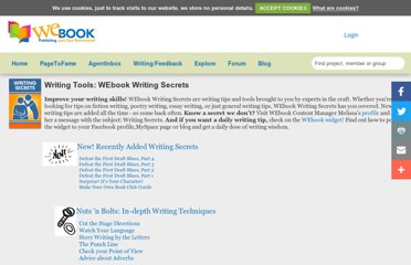 http://www.webook.com/WritingTips/index