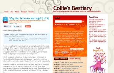 http://www.stormtiger.com/collie/bestiary/2008/11/why-not-same-sex-marriage-i-of-v/