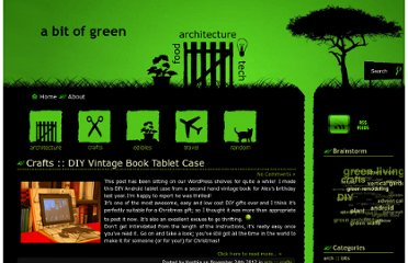 http://www.bit-of-green.com/category/crafts