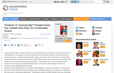 http://socialmediatoday.com/vanessa-dimauro/306799/people-come-content-and-stay-community-online