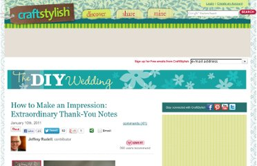 http://www.craftstylish.com/item/9660/how-to-make-an-impression-extraordinary-thank-you-notes/page/all