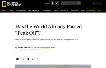 http://news.nationalgeographic.com/news/energy/2010/11/101109-peak-oil-iea-world-energy-outlook/