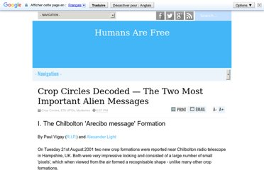 http://humansarefree.com/2011/02/two-most-important-alien-messages.html