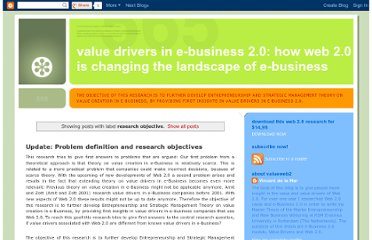 http://valueweb2.blogspot.com/search/label/research%20objective