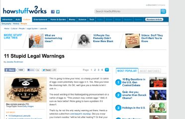 http://people.howstuffworks.com/11-stupid-legal-warnings.htm