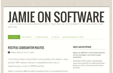 http://jamieonsoftware.com/journal/2011/4/15/restful-codeigniter-routes.html