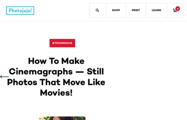 http://content.photojojo.com/tutorials/how-to-make-cinemagraphs-photos-that-move/