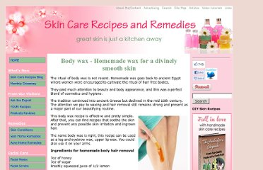 http://www.skin-care-recipes-and-remedies.com/body-wax.html