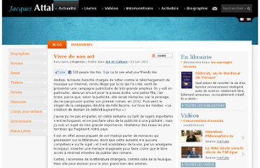 http://www.attali.com/actualite/blog/art-et-culture/vivre-de-son-art
