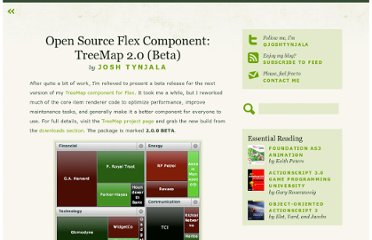 http://joshblog.net/2008/05/26/open-source-flex-component-treemap-2-beta/