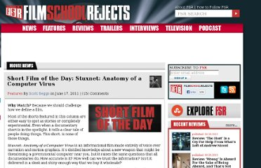 http://www.filmschoolrejects.com/features/short-film-stuxnet-anatomy-of-a.php