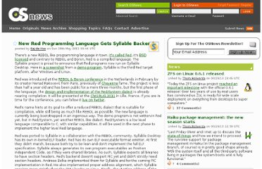 http://www.osnews.com/story/24798/New_Red_Programming_Language_Gets_Syllable_Backend