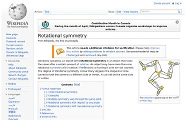 http://en.wikipedia.org/wiki/Rotational_symmetry