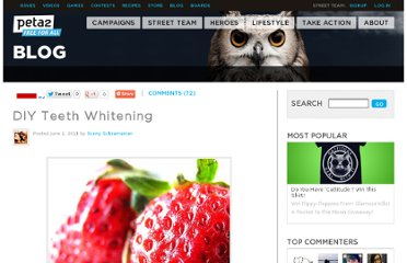 http://blog.peta2.com/2011/06/diy-teeth-whitening.html