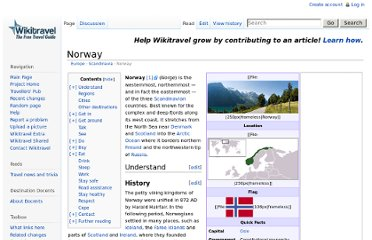 http://wikitravel.org/en/Norway