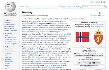 http://en.wikipedia.org/wiki/Norway#Geography.2C_climate.2C_and_environment