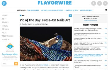 http://flavorwire.com/101315/pic-of-the-day-press-on-nails-as-art