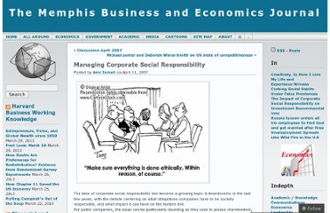 http://tmgcanada.wordpress.com/2007/04/11/managing-corporate-social-responsibility/