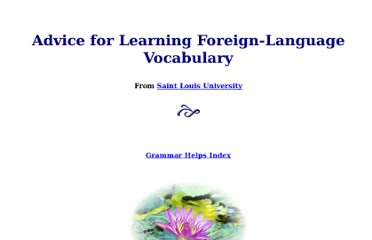 http://www.slu.edu/colleges/AS/languages/classical/latin/tchmat/grammar/lvocab2.html