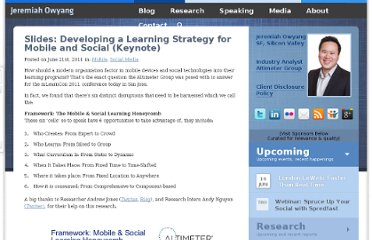 http://www.web-strategist.com/blog/2011/06/21/slides-developing-a-learning-strategy-for-mobile-and-social-keynote/