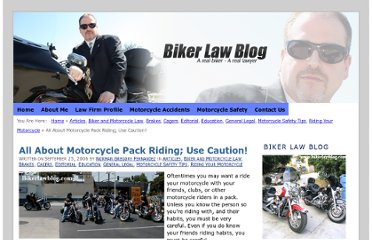 http://bikerlawblog.com/2006/09/25/all-about-motorcycle-pack-riding-use-cau/