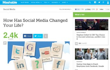 http://mashable.com/2011/06/21/life-changing-social-media/