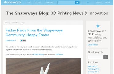 http://www.shapeways.com/blog/