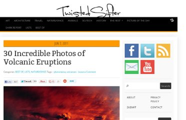http://twistedsifter.com/2011/06/most-incredible-photographs-of-volcanic-eruptions/