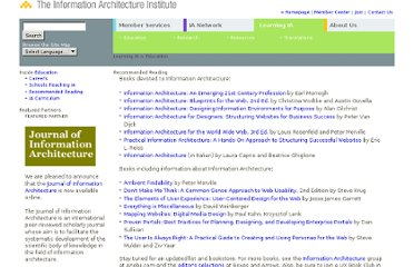 http://www.iainstitute.org/en/learn/education/recommended_reading.php