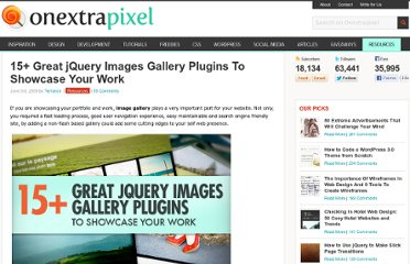 http://www.onextrapixel.com/2009/06/03/15-great-jquery-images-gallery-plugins-to-showcase-your-work/