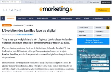 http://www.e-marketing.fr/Breves/L-evolution-des-familles-face-au-digital-39693.htm